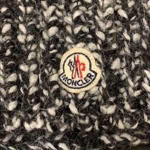 Brand new Moncler scarf